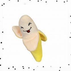 teckel speeltje banaan