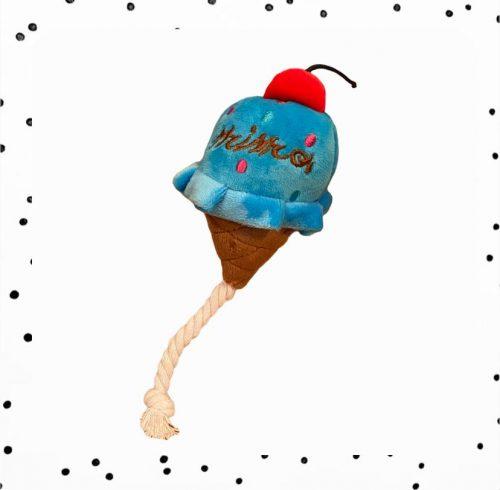 ijs teckel speeltje