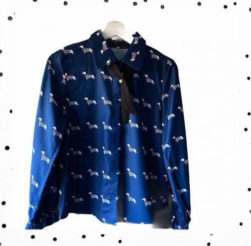 teckel blouse