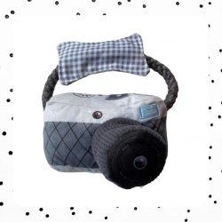 hondenspeeltje camera